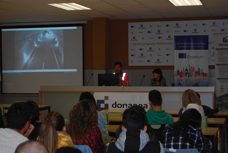 El CIP Donapea acerca la educación vial a sus alumn@s